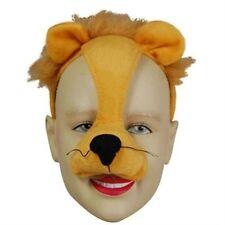 Noisy Lion Sound FX Animal Mask Fancy Dress Costume Accessory P986