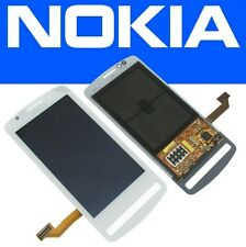 100% Original Nokia 700 LCD Display + Touchscreen Digitizer Touch Screen Weiß