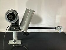 Walker Electric Downrigger with Dual Rod Holder and Pivoting Pedestal Mount