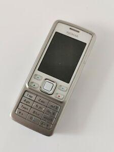 Nokia 6300 - Silver white (Unlocked) Mobile Phone