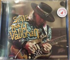 Stevie Ray Vaughan CD In Concert Live