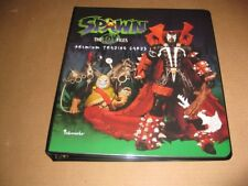 Spawn The Toy Files Trading Card Binder Album
