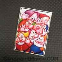 Disney DS Snow White & the Seven Dwarfs DVD Pin (US:6086)