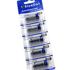 5pc BRAND NEW Premium Alkaline Battery 23A 12V 23AE BlueDot 21/23 A23 23GA MN21