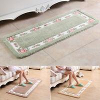 Livingroom Bedroom Carpet Kitchen Bathroom Anti-Slip Mats 5 Colors Floor Mats