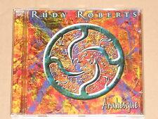 Rudy Roberts-arabesque-CD