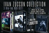 Ivan Zuccon Collection -Limited Edition 50cp (3 Blu_Ray + Booklet) [Home Movies]