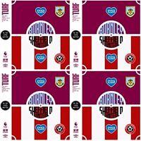 Burnley v Sheffield United Prem  League Programme 2020 Pre Order Free UK Post