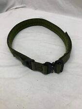 Eagle Industries Operator Gun Belt Cobra Buckle V-Ring OD Olive Drab Medium