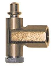 PRO-GAS Serie 100 Zündbrennerunterteil Bohrung ø 0,4mm