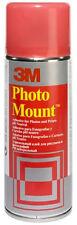 Colla adesiva permanente Spray 3M PHOTO MOUNT 400 ml