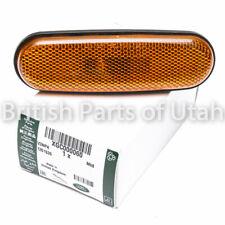 Land Rover Freelander Side Marker Lamp Light Front Bumper Right Amber Reflector