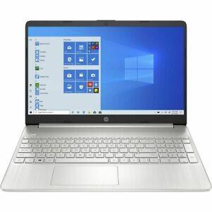 "HP 15.6"" Laptop 8 GB RAM 128GB Intel® Pentium® Gold Windows 10 Home  - Silver"