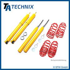 TA TECHNIX Sportfahrwerk 60/40mm BMW E30  316i 318i 318is Ø 51mm