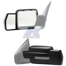 K-Source 81810 Towing Mirror Extension Snap-On ONLY Set of 2 for Ford F150 F-150