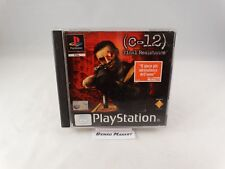 C-12 FINAL RESISTANCE SONY PLAYSTATION 1 2 3 ONE PS1 PS2 PS3 PSX PAL ITALIANO