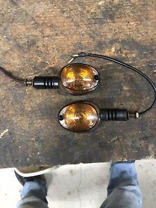 BUELL XB9 XB12 TURN SIGNAL LIGHTS REAR ULYSSES FIREBOLT LIGHTNING 2003-2010