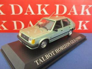 Die cast 1/43 Modellino Auto Talbot Horizon GLS 1980
