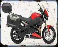 Buell Xb12Xt 10 2 A4 Metal Sign Motorbike Vintage Aged
