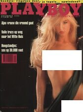 Dutch Playboy Magazine 1992-11 Ashley Allen, Petra Verkaik, Toto Frima ...