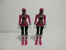 Power Rangers Pink Super Megaforce Pirate Figures