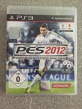 PS3 - Pro Evolution Soccer 2012 ( mit OVP)
