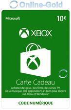 10 Euro Microsoft Xbox Live Card - €10 ms Xbox 360 / Xbox One Live Card - fr
