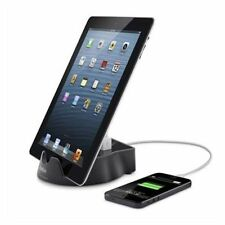 NEW Belkin BSD200BG05 Power Tablet Stand with 2.1A USB Charging