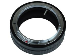 FD-EOS R Mount Adapter Ring for Canon FD Lens to Canon EOS R6, R5, RP, Ra, R