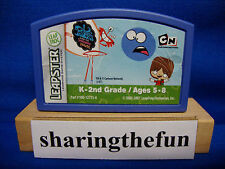 Leapster FOSTER'S HOME FOR IMAGINARY FRIENDS Game Cartridge Leap Frog