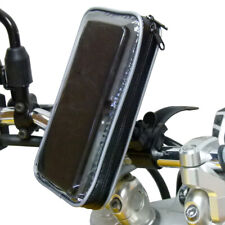 Weather Resistant Locking Strap Motorcycle Mount for Samsung Galaxy Note 8