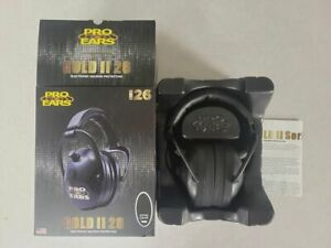 Pro Ears Gold II 26 - Electronic Hearing Protection & Amplification - NRR 26