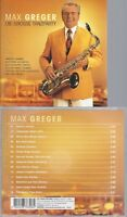 CD--MAX GREGER -- --- DIE GROSSE TANZPARTY