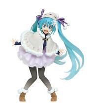Vocaloid - Taito Figur - Miku Hatsune (Original Winter Clothes ver. ~Renewal~)