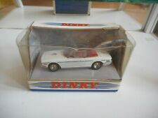 Matchbox Dinky 1969 Triumph Stag in White + Decals on 1:43 in Box