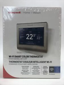Honeywell Wi-Fi Smart Color Thermostat (RTH9585WF1012)
