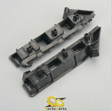 Fit For 2013-2015 Passat B7 USA Version A Pair of Front Bumper Bracket Support