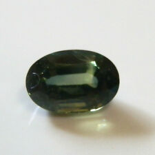 Australian natural rich green/yellow sapphire ...0.72 carat