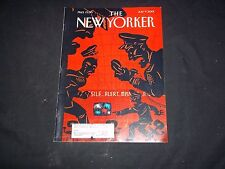 2001 JULY 9 NEW YORKER MAGAZINE - BEAUTIFUL FRONT COVER - C 3362