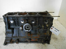 1998-1999 98-99 Toyota Tacoma 2.4 2RZ Engine Cylinder Bare Block #312 D