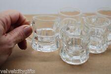 Set of 5 Five Mini Pint Tankard Shot Glasses