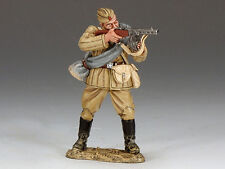 KING AND COUNTRY Red Army Soldier Standing Firing RA21 RA021