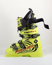 Fischer RC4 PRO 130 Vacuum Youth Ski Boot Mondo Size 22.5 NIB