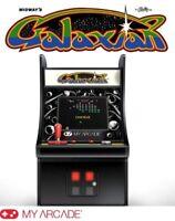 New Atari Namco Galaxian MICRO Arcade Cabinet Video Game Machine Retro Artwork