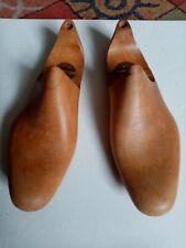 Vintage wooden shoe lasts