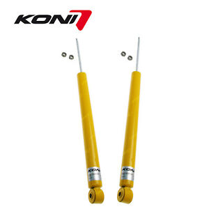2 x Rear KONI Sport Adjustable Shock Absorbers for Mazda 3 MPS Mazda speed 3