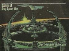 "Skybox Masters 1993 Star Trek Deep Space Nine ""Docking At Deep Space Nine""- S-1"