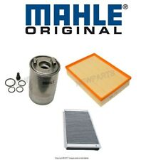 For Mercedes W906 Sprinter 2500 3.0L V6 TDI Set of Fuel Cabin Air Filters Mahle