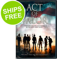 Act of Valor (DVD 2012) NEW, Alex Veadov, Roselyn Sanchez, Active Navy Seals
