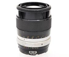 Nikon tele lens 135mm F:2.8 Nikkor-Q F modified AI exc+